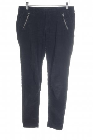 Dagmar Corduroy Trousers black casual look