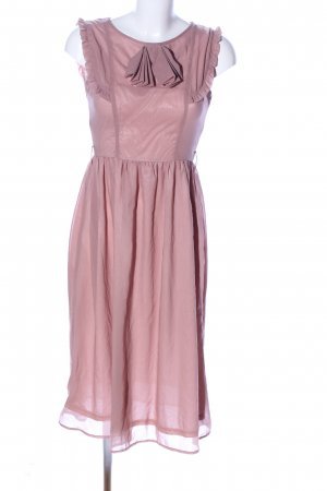 Dahlia Trägerkleid pink Casual-Look