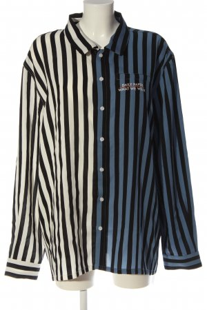 Daily Paper Long Sleeve Shirt striped pattern casual look