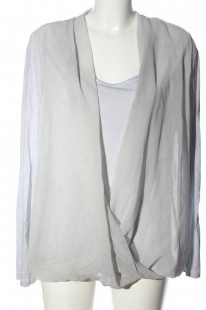 Daily's Long Sleeve Blouse light grey casual look