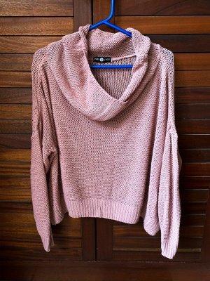 Daisy Street Asos oversized sweater Pulli Pullover Fledermausärmel boyfriend vintage retro