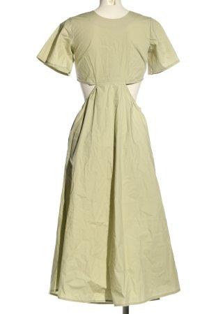 Daisy Street Shortsleeve Dress khaki elegant