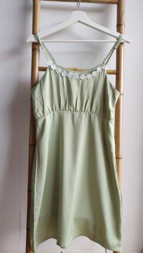 Daisy Street Mini Dress white-pale green