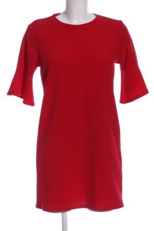 Daisy Street Mini Dress red casual look
