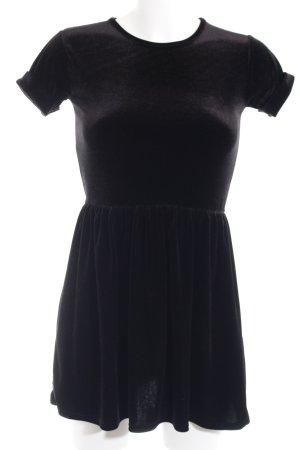 Daisy Street Minikleid schwarz Casual-Look