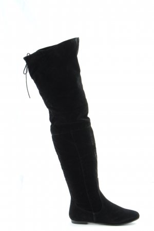 Daisy Street Jackboots black casual look