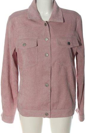 Daisy Street Between-Seasons Jacket pink casual look