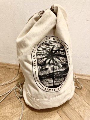 Dakine Torebka typu worek w kolorze białej wełny