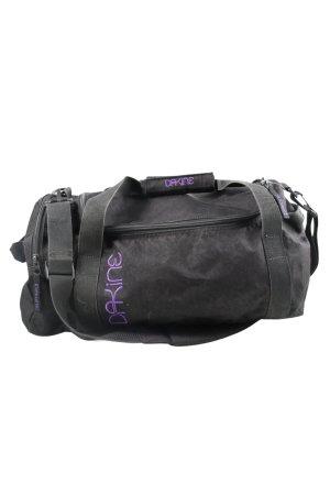 Dakine Torba podróżna czarny-fiolet Wydrukowane logo W stylu casual