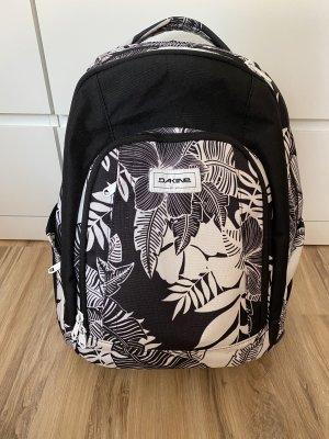 Dakine School Backpack white-black