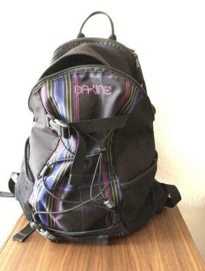 Dakine Trekking Backpack black-violet