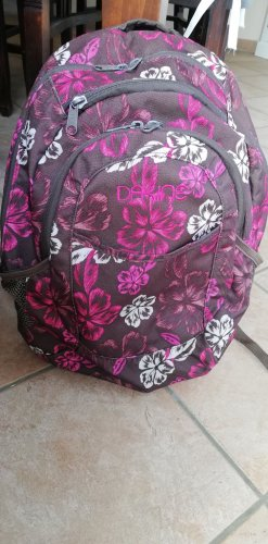 DAKINE Rucksack Hawaii pink/braun