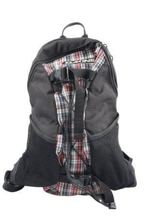 Dakine School Backpack light grey check pattern casual look