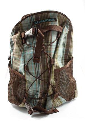 Dakine Daypack check pattern casual look