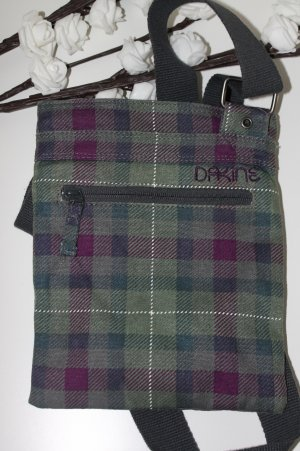 Dakine Crossbody bag dark green-blackberry-red polyester