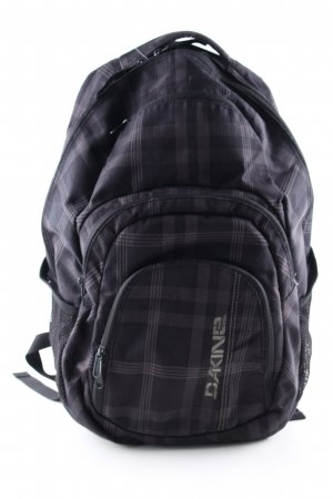 Dakine Trekking Backpack lilac check pattern casual look