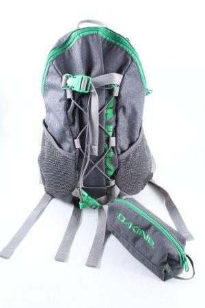 Dakine Sac à dos de randonnée gris clair imprimé allover style décontracté