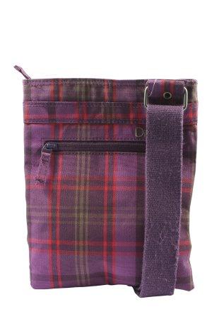Dakine Crossbody bag check pattern casual look