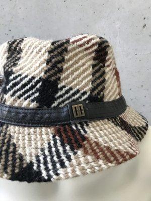 Daks Wollen hoed veelkleurig