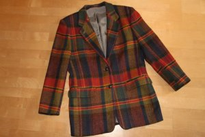 DAKS Signature Blazer de lana multicolor Lana