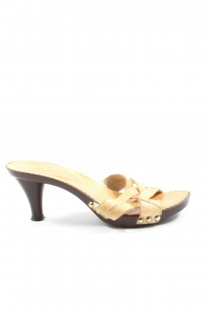 dalis shoes Absatz Pantoletten