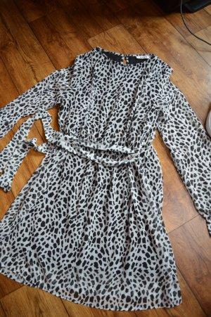 Nakd Longsleeve Dress multicolored