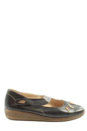 Damart Slip-on Shoes black casual look