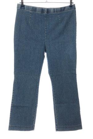 Damart Straight Leg Jeans blue casual look
