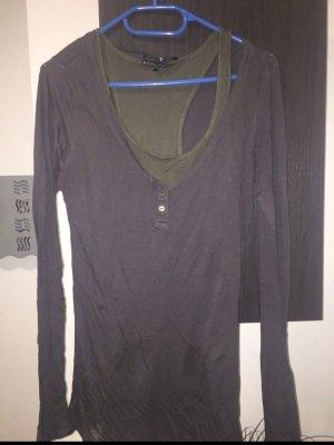 Damen 2-1 Shirt