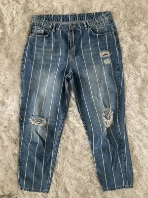 Damen 3/4 Boyfriend Jeans (L)