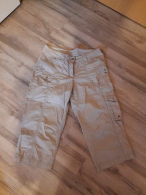 UP Fashion 3/4 Length Trousers beige