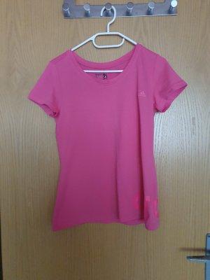 Adidas Koszulka sportowa różowy