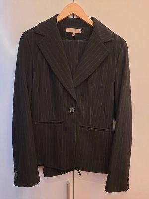 Y London Costume business noir-gris clair