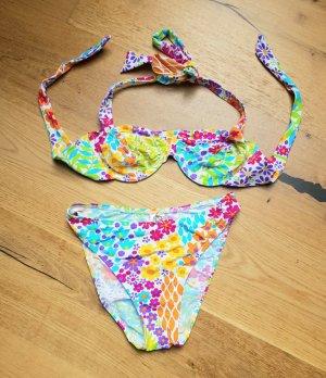 Damen Bikini - Gr. 36 - ungetragen - Seychellen