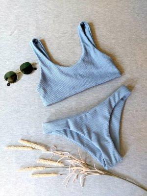 Sheinside Bikini azzurro