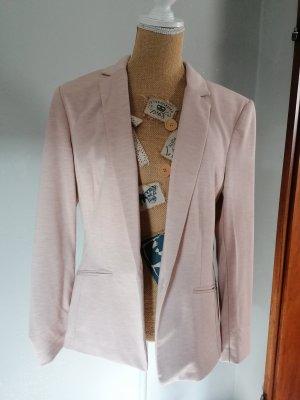 H&M Sweat Blazer dusky pink