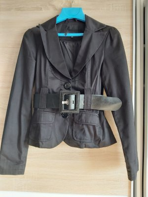 Amisu Blazer corto nero