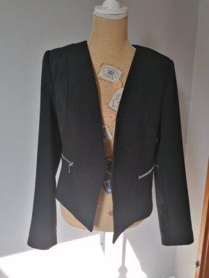 collection pimkie Blazer corto nero-argento
