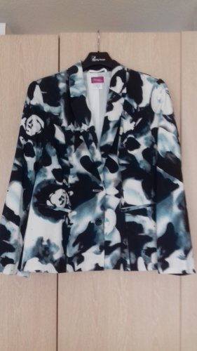 Together Long Blazer multicolored polyester