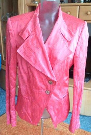 Damen Blazer Sommer Jacke Gr.40 in Pink von Tuzzi NW