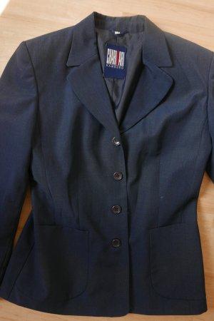 Damen Blazer von Charivari Gr. 40 dunkelblau