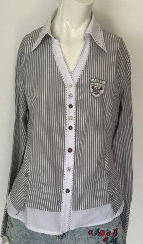 Damen Bluse , aufwendig verarbeitet , Gr 40