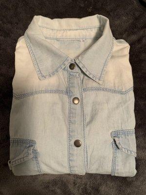 Damen Bluse- Blusenhemd, Gr. 38