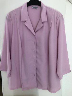 Damen Bluse Flieder in Gr.44