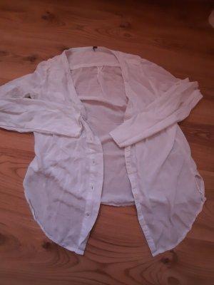 Vero Moda Blusa brillante bianco sporco