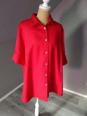 Fair Lady Chemise à manches courtes doré-rouge