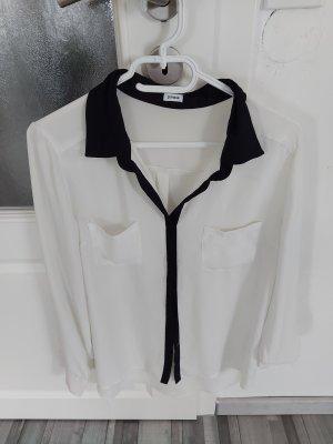 Pimkie Camicia blusa bianco-nero