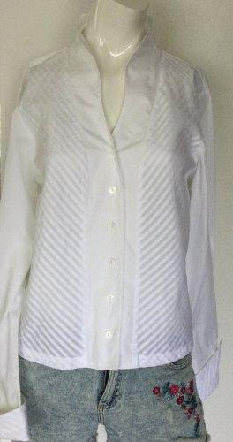 Damen Bluse Langarm Gr 44