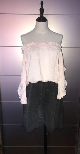 Bonbrix Lange blouse roségoud
