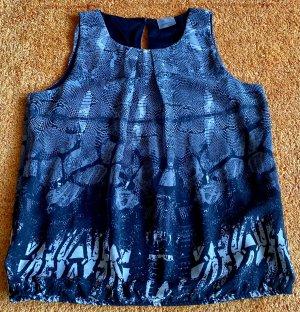 Damen Bluse Sommer Ballon leicht Gr.M in Grau von Vero Moda NW